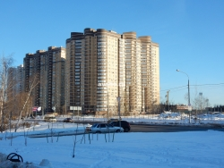 ЖК на Новом бульваре